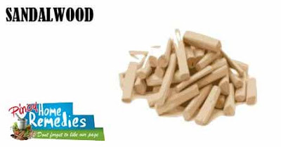 Home Remedies For Brown Spot On Skin: Sandalwood
