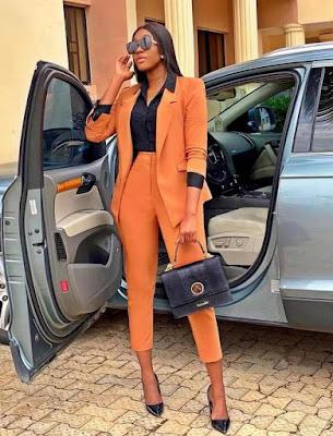 office wear for ladies in Nigeria