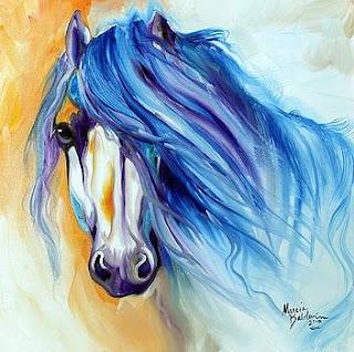 composiciones-modernas-nuevos-cuadros-con-caballos cuadros-pinturas-caballos
