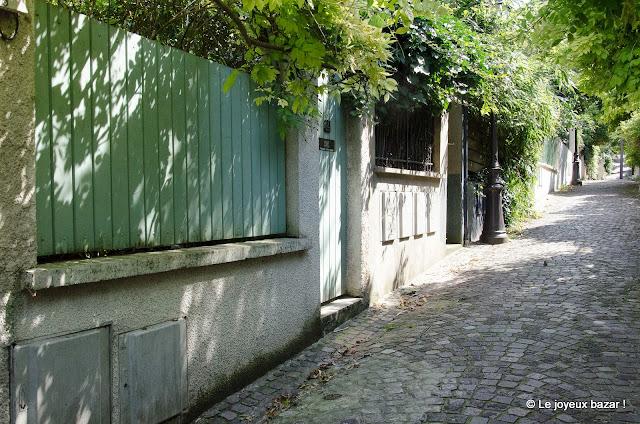 Paris - Mouzaia