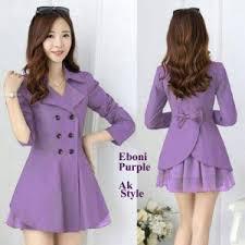 Model Baju Wanita Blazer Korea Terbaru