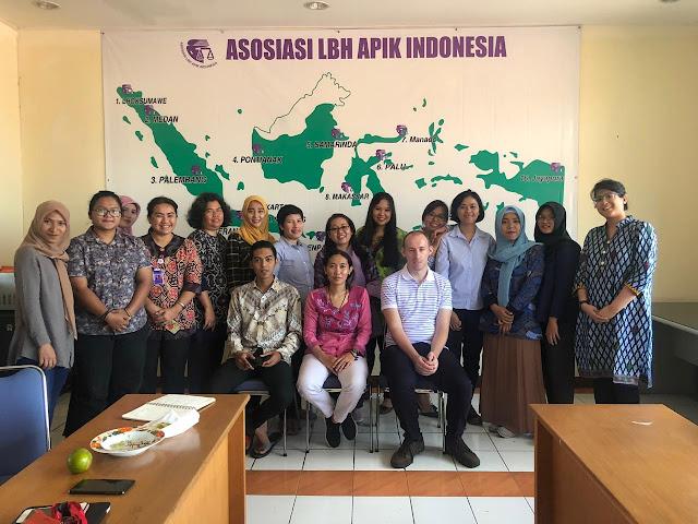 LBH Apik Jakarta menjadi Safety Partner Facebook