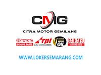 Loker Semarang Bagian Gudang di CV Citra Motor Gemilang