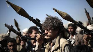 Tak Hanya Curi Bantuan Pangan, Syiah Houthi juga Mengebom Penggilingan Gandum di Al Hudaydah