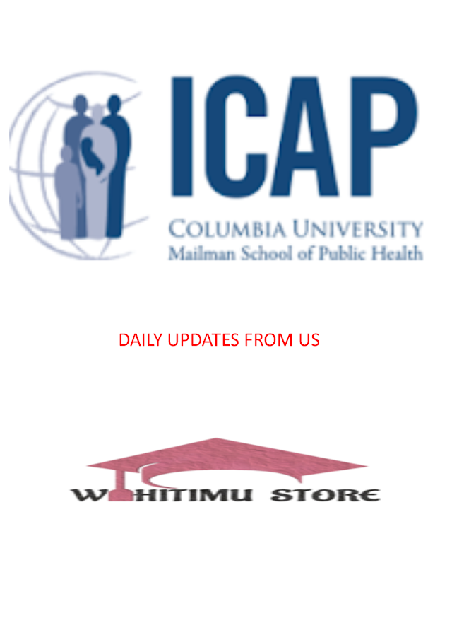 Project Director at ICAP || NEW JOBS