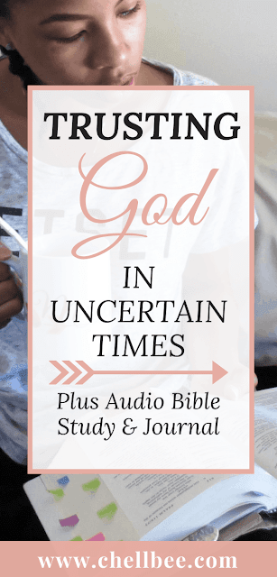 Trust God | Learn how the book of Habakkuk can inspire you during seasons of uncertainty. This audio bible study with reflection questions will help you wait for God. Uncertain times | How To Study The Bible | Bible study notebook | dig into God's word | Bible study ideas | grow in your faith | Bible Study Methods | Armor of god | How to Pray | Spiritual growth | Prayer #prayer #biblestudy #faithbuilding #spiritualgrowth