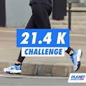 Women Virtual Run – 21.4 K Challenge • 2021