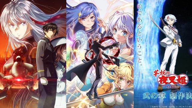 Estrenos de anime: temporada otoño 2021