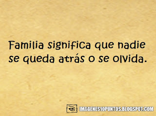 frases familiares