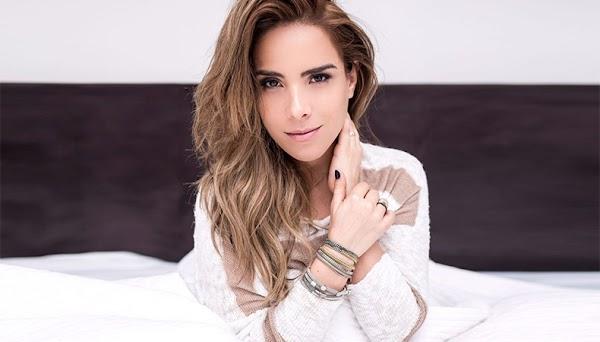 """Wanessa Camargo libera vídeo para """"Coração Embriagado"""" no seu canal do YouTube"""