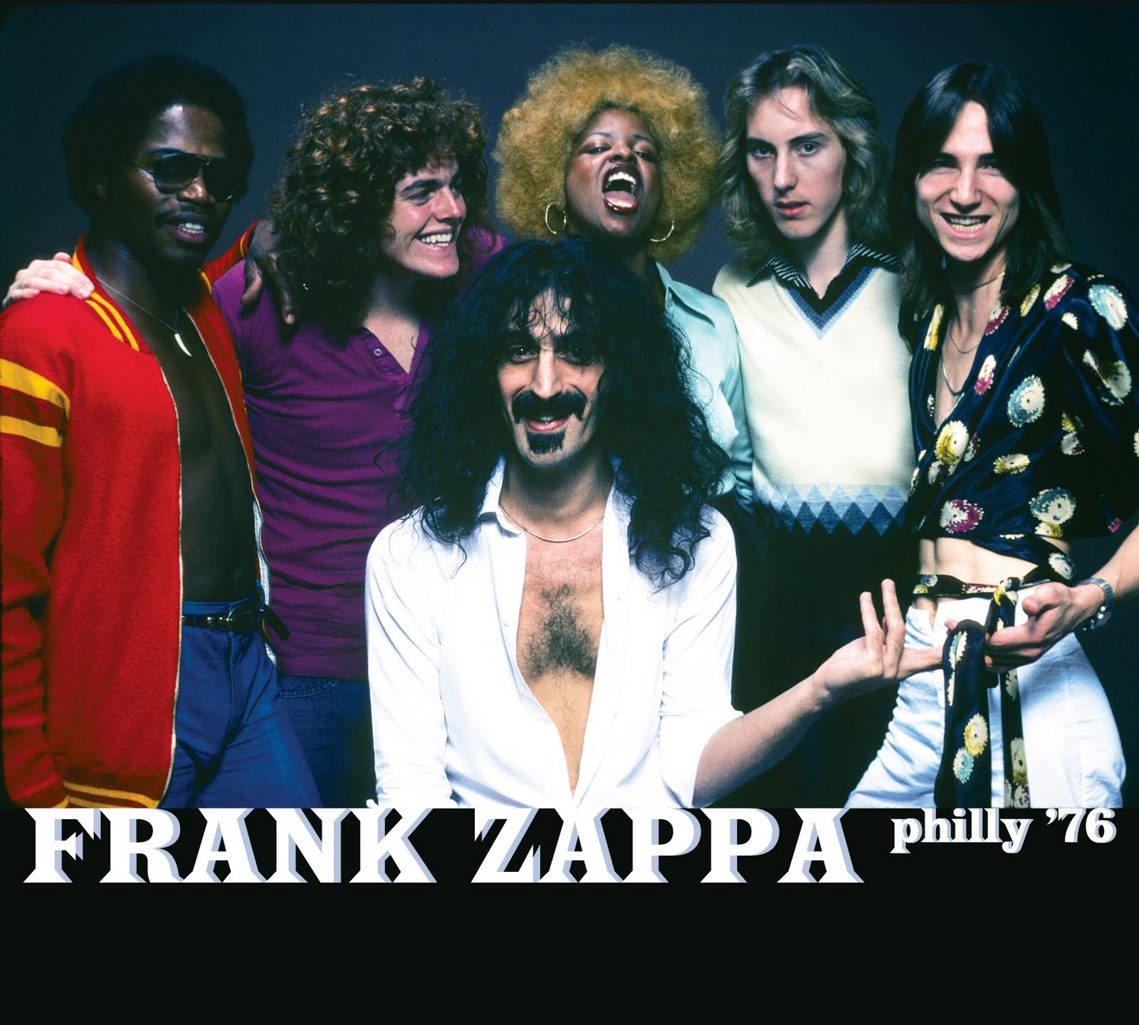 Frank Zappa Philly 76 Bootleg The Savage Saints