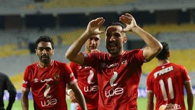 ملخص وأهداف الأهلي و اطلع بره 9-0 فى الذهاب والإياب