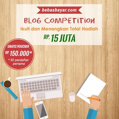 Blog kompetisi BebasBayar - Sahabat Setia Saat Mudik Lebaran