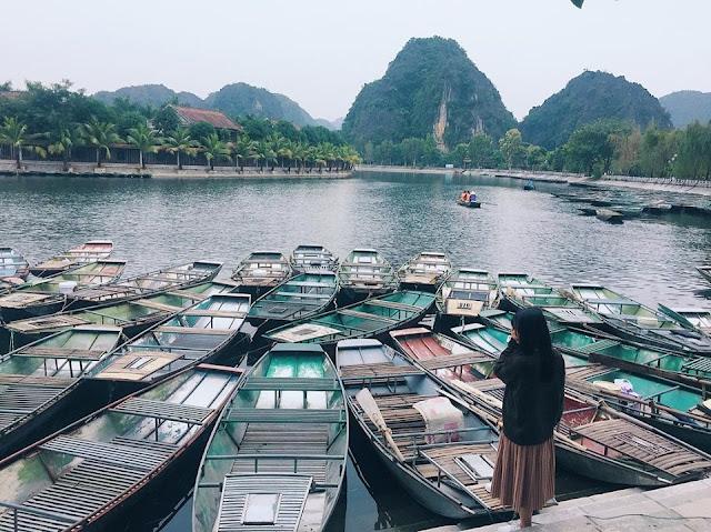 Chia sẻ kinh nghiệm du lịch Tràng An Ninh Bình 5