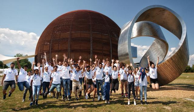 Μαθήτρια του 1ου ΓΕΛ Ναυπλίου επιλέχθηκε στο πρόγραμμα Εκπαίδευσης Μαθητών του CERN
