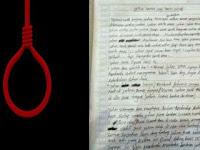 Siswa Gantung Diri Karena Dendam, Titip Surat Wasiat untuk Membunuh Ayahnya