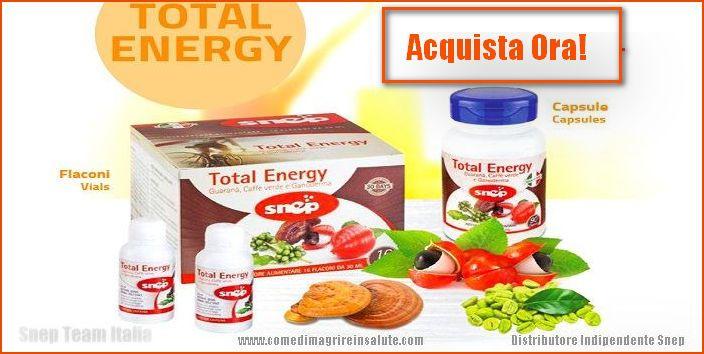 Snep Total Energy