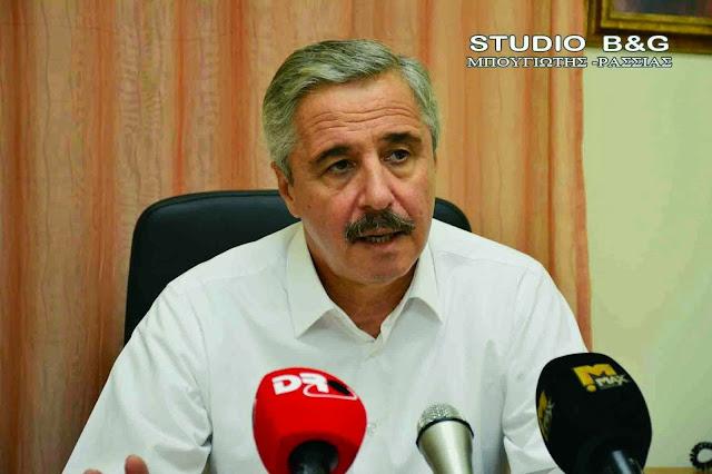 Γ. Μανιάτης: «Μισό βήμα για υλοποίηση του δικτύου φυσικού αερίου στην Πελοπόννησο»