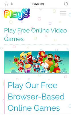 Free games online