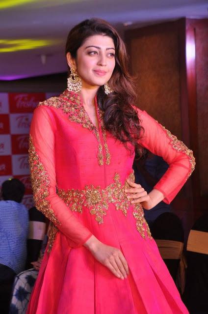 Pranitha Subhash Latest Cute Photoshoot Pics Actress Trend