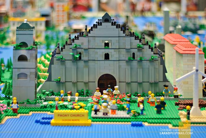 Lego Pilipinas Tara Na Exhibit Ilocos