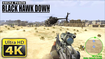 download game Delta Force 4 Black Hawk Down