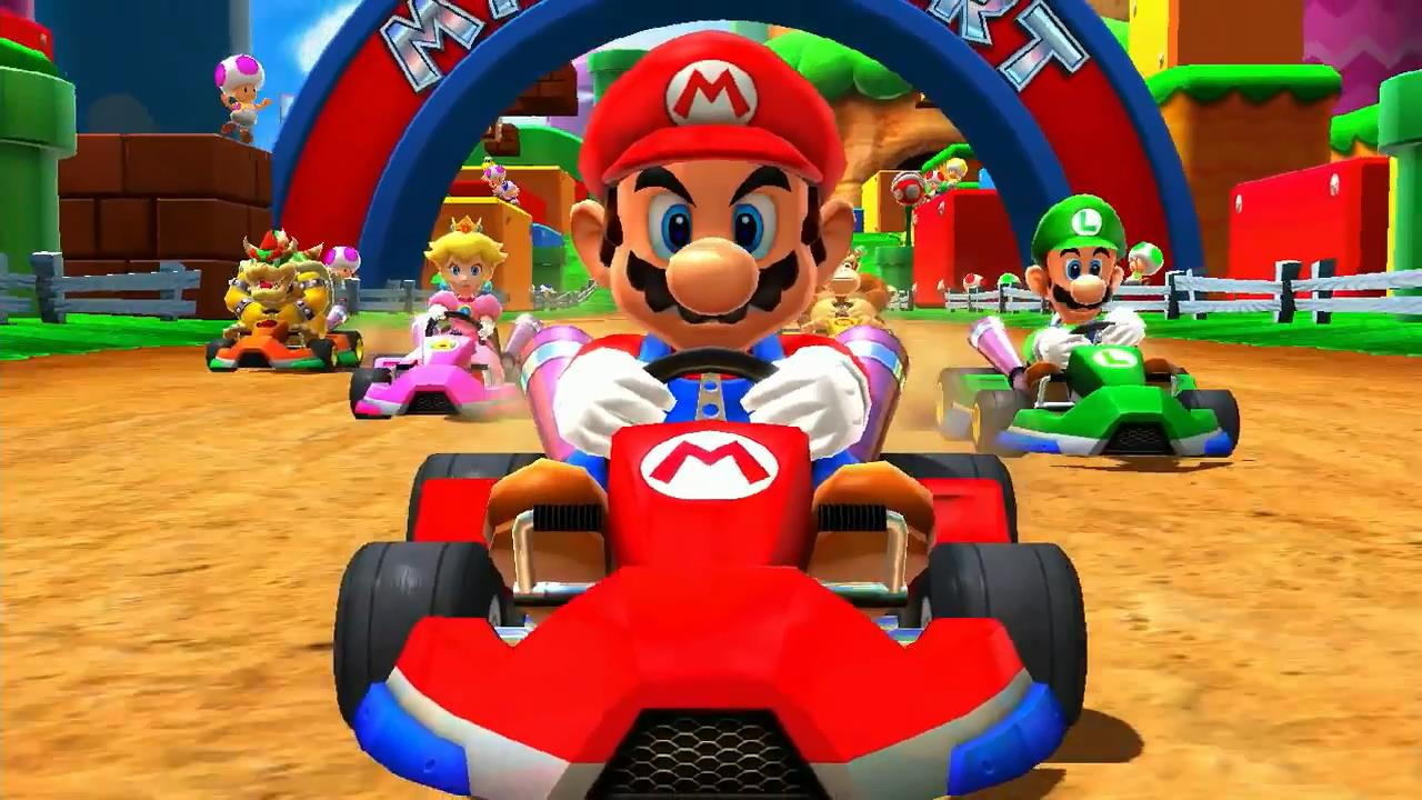 Now You can Travel around Taj Mahal with 'Mario Kart' on Your Google Maps App!