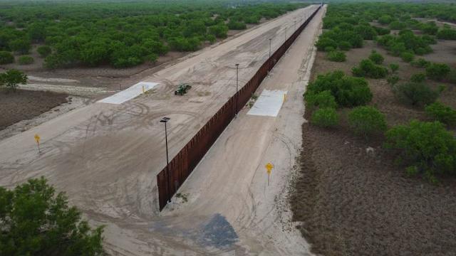 Hundreds Of Sheriffs Call On Biden To Finish Trump's Border Wall, Stop 'Gangs, Guns, Dangerous Drugs' Entering U.S.