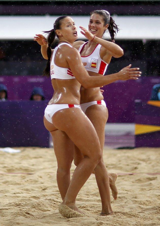 volleyball player ass