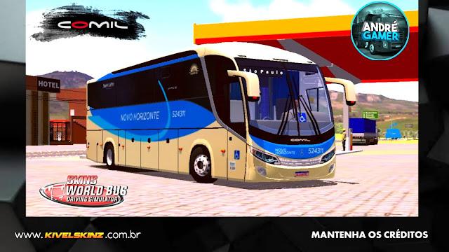 COMIL 1200 4X2 - VIAÇÃO NOVO HORIZONTE