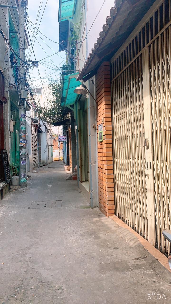 Bán nhà hẻm 801 Phạm Thế Hiển phường 4 Quận 8 dưới 5 tỷ mới nhất 2021