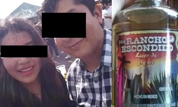 Confirman muerte de Marlene,  por tomar una botella de Rancho Escondido