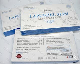 Lapunzel Slim bekerja membakar lemak yang sudah tidak berguna di tubuh kita