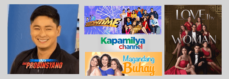 Several ABS-CBN shows to return on June 13 via satellite TV!