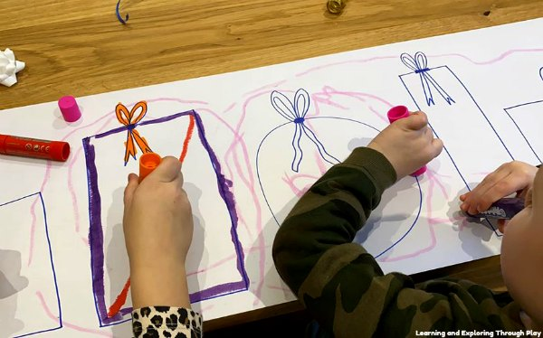 Gift Collaborative Art Ideas for Preschoolers an Early Years