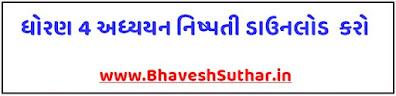 Adhyayan Nishpatti Std 1 to 8 - Learning Outcomes