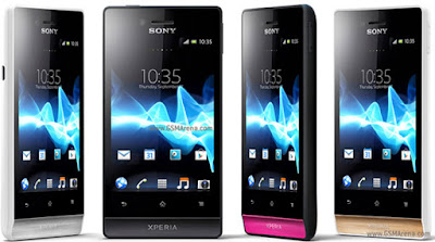 Spesifikasi Sony Xperia Miro                 Xperia miro menggunakan prosesor yang sama dengan yang dipakai Xperia Tipo. Chipset Qualcomm MSM7225A dengan CPU Cortex-A5 yang berkecepatan 800 MHz dengan pengolah grafis Adreno 200 dan RAM sebesar 512 MB. Melihat hal ini tentu saja kinerja antara kedua HP tersebut hampir sama. Justru dengan spesifikasi yang lebih tinggi, kemungkinan kinerja Xperia miro mungkin bisa sedikit di bawah Xperia Tipo. Bahkan untuk sistem operasi yang digunakan pun sama, Android v4.0 Ice Cream Sandwich.        Untuk layarnya, Xperia miro memakai layar 3.5 inci dengan teknologi LED-backlit LCD, capacitive touchscreen yang mendukung 16 Juta Warna dengan resolusi sebesar 320 x 480 pixels. Layar ini memiliki kepadatan pixel sebesar 165 ppi serta mendukung multitouch hingga 2 jari. Layar ini dilindungi oleh Scratch-resistant glass yang tahan gores dan Anti-reflective coating untuk meminimalisir pantulan cahaya matahari.   Produk HP Sony selalu menawarkan kemampuan kamera yang baik. Untuk Xperia Tipo Sendiri, Kamera belakang yang ditawarkan adalah sebesar 5 MP dengan autofocus dan LED flash. Sony juga elengkapi Xperia miro dengan kamera sekunder dengan resolusi VGA. Sayangnya, Xperia miro belum mendukung perekaman video dengan resolusi HD, resolusi perekaman video yang ditawarkan hanya beresolusi VGA. Ji