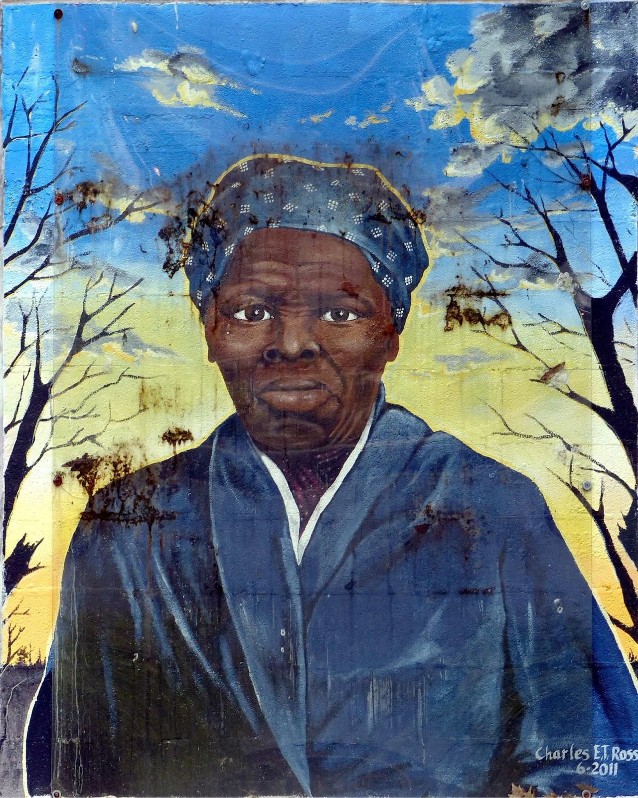 The Portrait Gallery Harriet Tubman