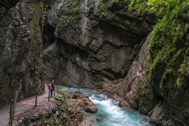 Entdeckungstour Wasser Partnach - Wetterstein Route | Wandern Garmisch-Partenkirchen 01
