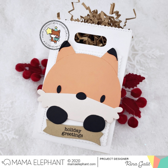 mama elephant | design blog: INTRODUCING: Little Fox Agenda + FBA Fox +  STAMPtember