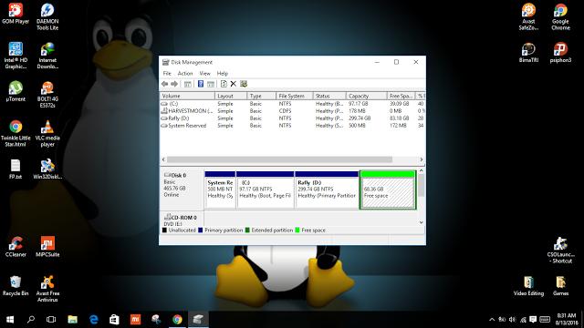 cara dual boot windows 7 dan kali linux cara dual boot windows 10 dan ubuntu