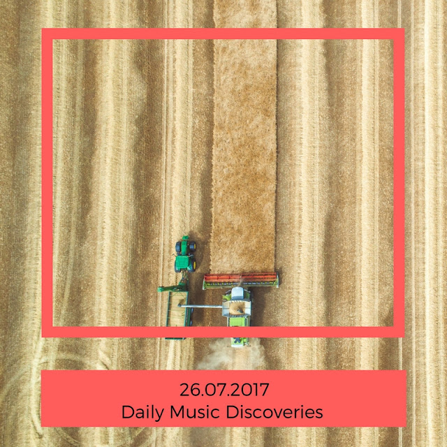 Daily Music Discoveries | giveitaspin.gr