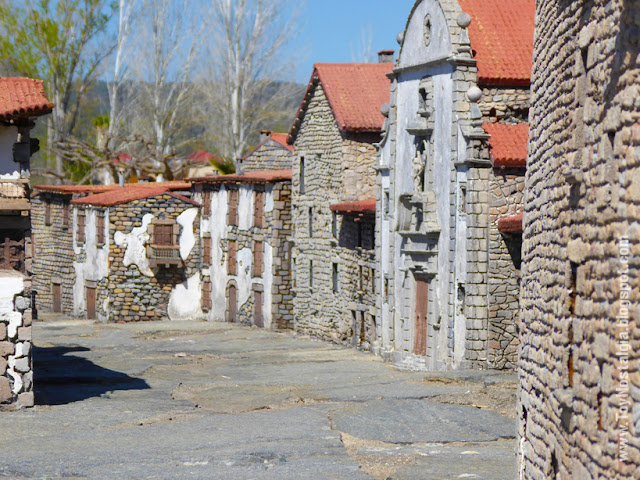 Conjunto arquitectónico de Rupit Catalunya en Miniatura - Catalonia Miniature
