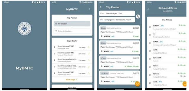 Download & Install MyBMTC - Official BMTC Mobile App