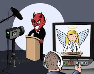 ilustrasi media hari ini