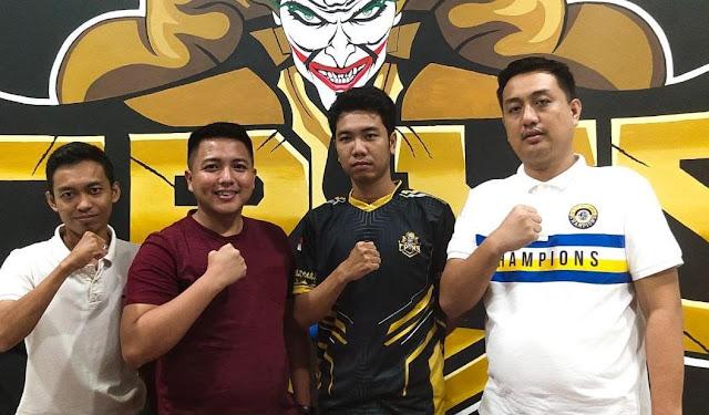 Bergabung dengan CP-X9 E-Sports, Doni Pratama Berharap Banggakan Lampung di Tingkat Internasional