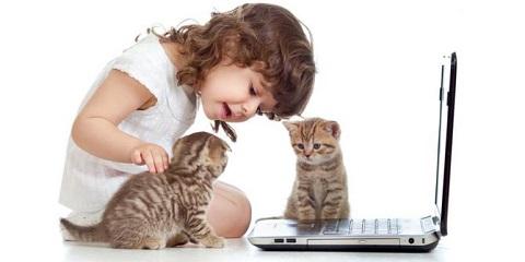 Tips Bijak Mengajarkan Anak Menyayangi Binatang