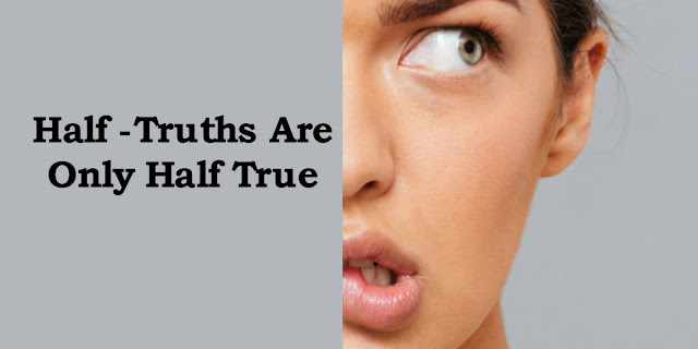 More Half-Truths Many Christians Believe (#21-24)