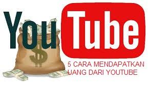 Lakukan 5 Langkah Ini Agar Anda Mendapatkan Uang dari YouTube