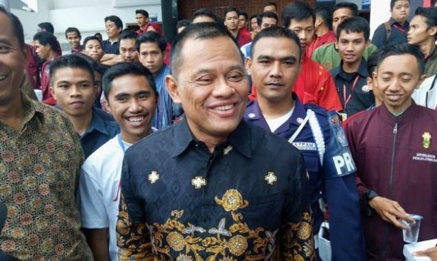 Gatot Nurmantyo: Penusukan Wiranto Warning bagi Pemerintah
